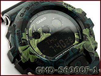 "G GMD S6900F 1ER g-休克""凱西歐 gshock 凱西歐手錶"