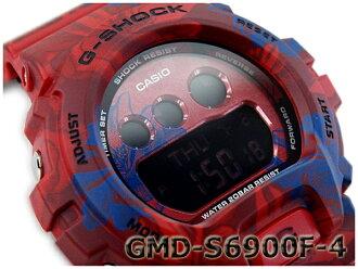 GMD-S6900F-4ER 충격 G-SHOCK 지 쇼크 G gshock 카시오 CASIO 손목시계
