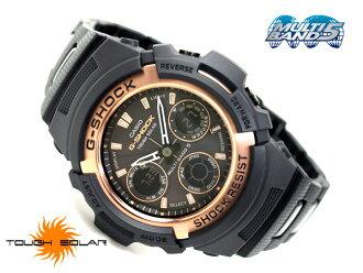 "G AWG-100BR-1AER g-休克""凱西歐 gshock 凱西歐手錶"