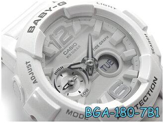 BGA-180-7 B1DR 베이비 G BABY-G베비지카시오 CASIO 손목시계 BGA-180-7 B1