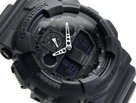 G-SHOCK Gショック ジーショック 逆輸入海外モデル カシオ アナデジ メンズ 腕時計 GA-100-1A1DR GA-100-1A1