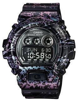 凱西歐 g 震撼凱西歐 G 衝擊極化和大理石系列有限版模型數位手錶 GD-X6900PM-1JF