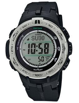 카시오 CASIO PROTREK 프 로트렉 크 솔 러 전파 시계 블랙 PRW-3100-1JF 국내 정품