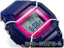 【ポイント2倍!!+送料無料!】ベビーG Baby-G ベビージー プロテクター付き復刻 逆輸入海外モデル カシオ CASIO デジタル 腕時計 ブルー ピンク BGD-501FS-2CR BGD-5