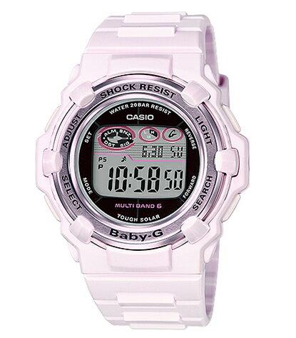 BABY-G ベビーG ベビージー Pink Bouquetシリーズ カシオ CASIO 電波 ソーラー デジタル 腕時計 ピンク BGR-3003-4JF【国内正規モデル】
