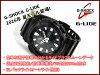 G-SHOCK G 충격 지 충격 G-LIDE G 타요 역 수입 해외 모델 2016 년 형 카시오 CASIO 아날로그-디지털 시계 블랙 GAX-100B-1ACR GAX-100B-1A