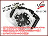 G-SHOCK G 충격 지 충격 G-LIDE G 타요 역 수입 해외 모델 2016 년 형 카시오 CASIO 아날로그-디지털 시계 블랙/화이트 GAX-100B-7ACR GAX-100B-7A