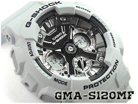 G-SHOCK Gショック ジーショック カシオ CASIO 限定モデル S Series Sシリーズ パステルカラー アナデジ 腕時計 アイスブルー GMA-S120MF-2ACR GMA-S120MF-2A【あす楽】