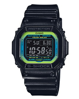 凱西歐凱西歐 g 衝擊凱西歐 G 激波太陽能手錶黑色 GW-M5610LY-1JF GW-M 5610LY-1