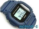 ベビーG Baby-G ベビージー デニムドカラー 逆輸入海外モデル カシオ CASIO デジタル 腕時計 ネイビー ブルー BGD-560DE-2CR BGD-560DE-2【あす楽】