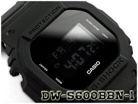 G-SHOCK Gショック ジーショック 逆輸入海外モデル 限定モデル カシオ デジタル 腕時計 ブラック クロスバンド DW-5600BBN-1ER DW-5600BBN-1