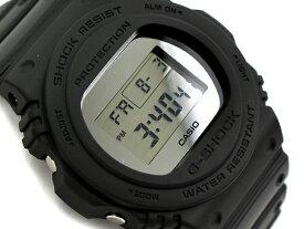 G-SHOCK Gショック ジーショック 限定モデル Metallic Mirror Face メタリック・ミラーフェイス 逆輸入海外モデル カシオ CASIO デジタル 腕時計 ブラック シルバー DW-5700BBMA-1DR DW-5700BBMA-1