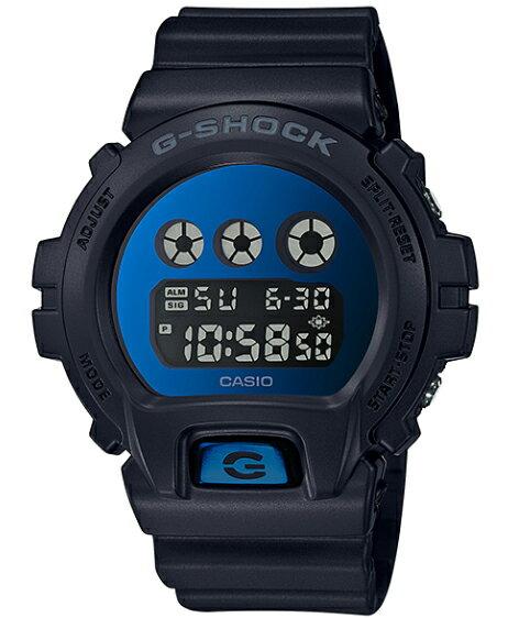 G-SHOCK Gショック ジーショック カシオ CASIO デジタル 腕時計 ブラック ブルー DW-6900MMA-2JF 【国内正規モデル】【あす楽】