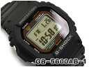 G-SHOCK Gショック ジーショック 逆輸入海外モデル Bluetooth対応 スマホ モバイルリンク機能 カシオ CASIO デジタル 腕時計 ブラック GB-5600AB-1DR GB-560