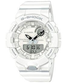 G-SHOCK Gショック ジーショック G-SQUAD ジー・スクワッド カシオ CASIO Bluetooth モバイルリンク アナデジ 腕時計 ホワイト GBA-800-7AJF【国内正規モデル】【あす楽】