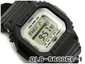 G-SHOCK Gショック ジーショック G-LIDE Gライド 逆輸入海外モデル カシオ CASIO デジタル 腕時計 ブラック クロスバンド GLS-5600CL-1DR GLS-5600CL-1【あす楽】