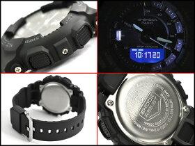 G-SHOCKGショックジーショックカシオCASIO限定モデルSSeriesSシリーズランニングモデルアナデジ腕時計ブラックGMA-S130-1AERGMA-S130-1A