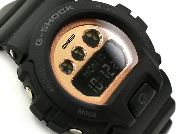 G-SHOCK Gショック ジーショック カシオ CASIO 限定モデル S Series Sシリーズ デジタル 腕時計 ブラック ピンクゴールド GMD-S6900MC-1DR GMD-S6900MC-1【あす楽】