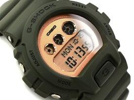 G-SHOCK Gショック ジーショック カシオ CASIO 限定モデル S Series Sシリーズ デジタル 腕時計 カーキグリーン ピンクゴールド GMD-S6900MC-3DR GMD-S6900MC-3【あす楽】