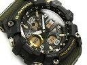 [予約商品 12/9日前後入荷予定]G-SHOCK Gショック ジーショック MUDMASTER 逆輸入海外モデル カシオ CASIO アナデジ ソーラー 腕時計 ブラック カーキグリーン GSG-100-1A3DR GSG-100-1A3