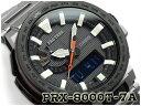 【ポイント2倍!!+送料無料!】プロトレック PROTREK MANASLU マナスル カシオ CASIO 逆輸入海外モデル 電波 ソーラー アナデジ 腕時計 ブラック シルバー PRX-8000T-
