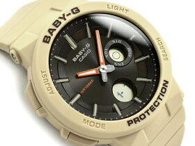 BABY-GベビーGベビージーSUZUKIハスラーワンダラー限定モデルももクロ百田夏菜子着用モデル逆輸入海外モデルカシオCASIOアナデジ腕時計アイボリーBGA-255-5ADRBGA-255-5A【あす楽】