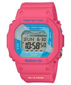 0b4870c97b BABY-G ベビーG ベビージー G-LIDE ジーライド カシオ CASIO デジタル 腕時計 レッド ブルー