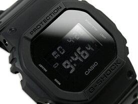 G-SHOCK DW-5600BB-1 Gショック ジーショック ソリッドカラーズ 限定モデル オールブラック デジタル 腕時計