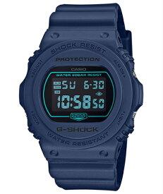 G-SHOCK Gショック ジーショック カシオ CASIO デジタル 腕時計 ネイビー DW-5700BBM-2JF【国内正規モデル】【あす楽】