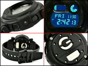 G-SHOCKGショックジーショックカシオCASIOジェイソン限定モデル逆輸入海外モデルデジタル腕時計オールブラックG-001BB-1DRG-001BB-1【あす楽】
