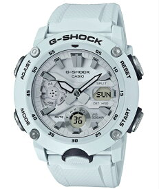 G-SHOCK Gショック ジーショック カシオ CASIO アナデジ 腕時計 ホワイト GA-2000S-7AJF【国内正規モデル】【あす楽】