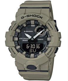 G-SHOCK Gショック ジーショック G-SQUAD ジースクワッド カシオ CASIO モバイルリンク アナデジ 腕時計 カーキ ブラック GBA-800UC-5AJF【国内正規モデル】