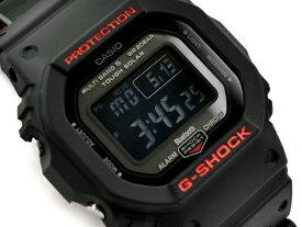 G-SHOCK Gショック ジーショック Bluetooth モバイルリンク機能 逆輸入海外モデル カシオ CASIO 電波 ソーラー デジタル 腕時計 ブラック レッド GW-B5600HR-1DR GW-B5600HR-1