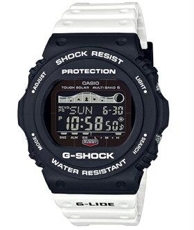 G-SHOCKGショックジーショックカシオCASIO電波ソーラーデジタル腕時計ブラックホワイトGWX-5700SSN-1JF【国内正規モデル】【あす楽】