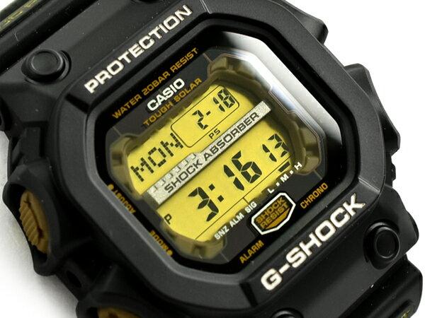 G-SHOCK Gショック ジーショック 限定 七福神モデル 大黒天モデル 逆輸入海外モデル CASIO カシオ デジタル ソーラー 腕時計 ブラック ゴールド GX-56SLG-1DR GX-56SLG-1【あす楽】