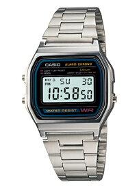 【ネコポス送料無料】CASIO STANDARD A158WA-1JF カシオ スタンダード デジタル 腕時計 チプカシ 国内正規品