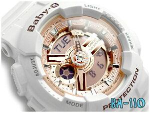 [予約商品 1/21日前後入荷予定]BA-110-7A1DR ベビーG BABY-G ベビージー カシオ CASIO 腕時計 BA-110-7A1