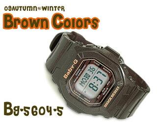 BG-5604-5ER 嬰兒 G 寶貝-g 照顧凱西歐凱西歐手錶