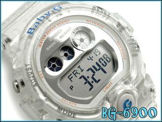 BG-6900-7BDR 嬰兒 g 嬰兒照顧凱西歐凱西歐手錶