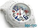 【ポイント2倍!!+送料無料!】BGA-170-7B2DR ベビーG BABY-G ベビージー カシオ CASIO 腕時計