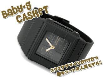 + CASIO baby G baby-g Casio an analog-digital watch casket gold black BGA-200-1E2DR