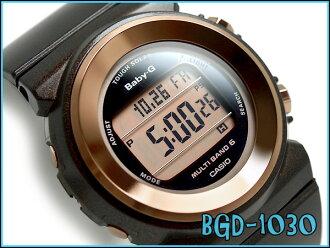 BGD-1030-5JF嬰兒G BABY-G嬰兒G卡西歐CASIO手錶