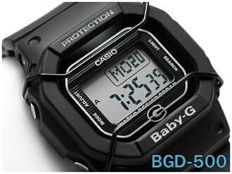 BGD-500-1CR嬰兒G BABY-G嬰兒G卡西歐CASIO手錶