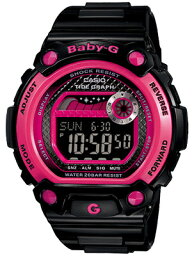 BLX-100-1JF嬰兒G BABY-G嬰兒G卡西歐CASIO手錶