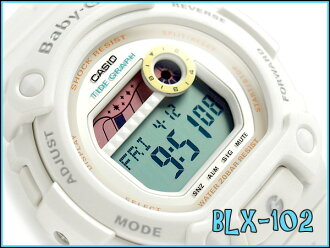 BLX-102-7JF嬰兒G BABY-G嬰兒G卡西歐CASIO手錶