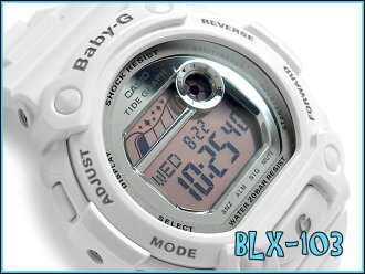 BLX-103-7DR嬰兒G BABY-G嬰兒G卡西歐CASIO手錶