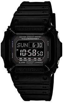 凱西歐 G 休克凱西歐 g 休克 5600 有限模型數位手錶全黑 DW-D5600P-1JF