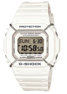 카시오 G 쇼크 CASIO G-SHOCK 5600 한정 모델 디지털 시계 화이트 DW-D5600P-7JF