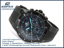 【ポイント2倍!!+送料無料!】CASIO EDIFICE カシオ 海外モデル エディフィス メンズ クロノグラフ 腕時計 ブラック …