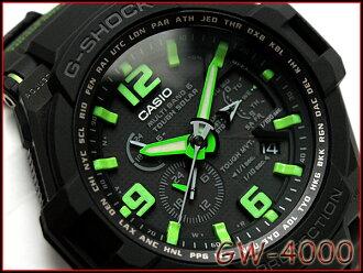 "GW-4000-1 A3ER""凱西歐凱西歐 g-休克 gshock 手錶"